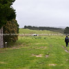 Tora, the walk and land. New Zealand Image.