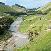 Wairarapa back country farmland. New Zealand images.