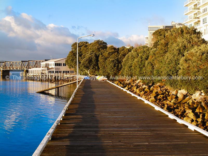 Harbour walkway, Downtown Tauranga