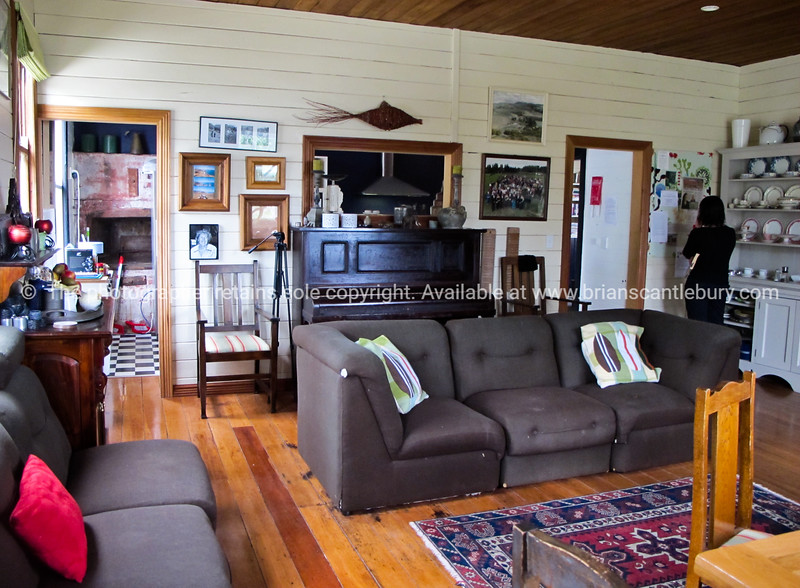 Homely at Tora. New Zealand images.