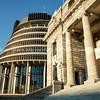 Wellington, NZ Parliament Building.