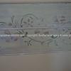 Old revealed frieze. New Zealand photographic stock images.