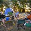 Camping at Awhitu Regional Park