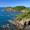Coast on Matapouri to Whale bay walk