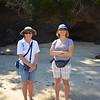 Robyn and Tania at Matapouri Bay