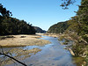Crossing Torrent River.