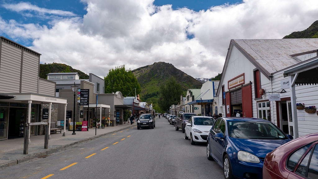 Day Trips From Queenstown: Arrowtown historic gold mining town