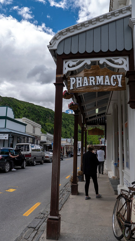 The best things to do in Arrowtown New Zealand: Buckingham Street