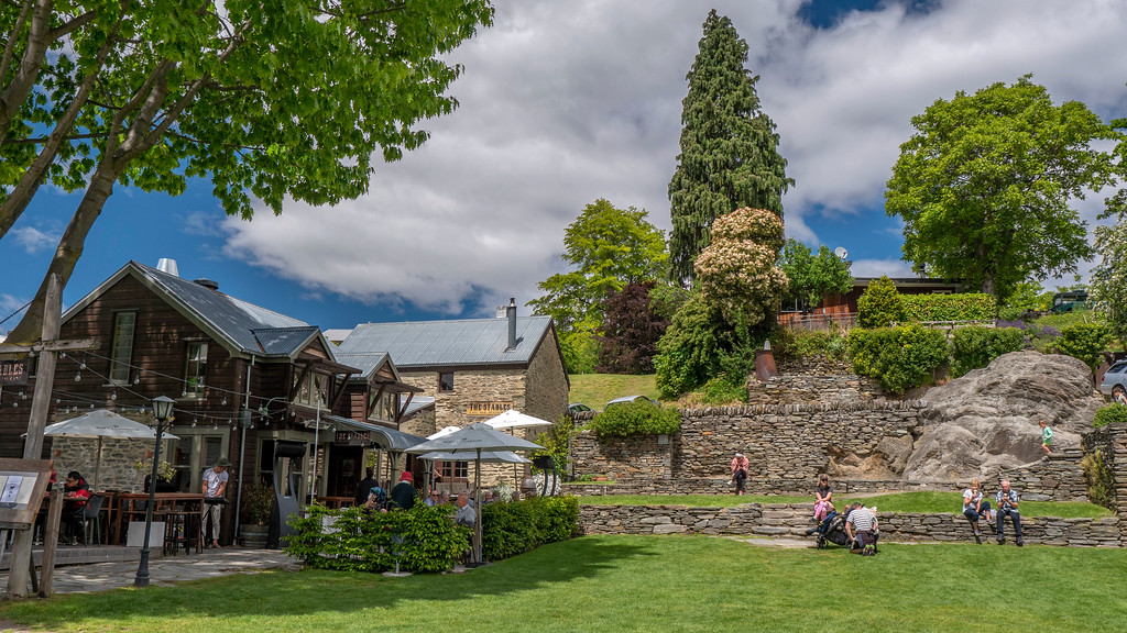 Best things to do in Arrowtown: Buckingham Green park