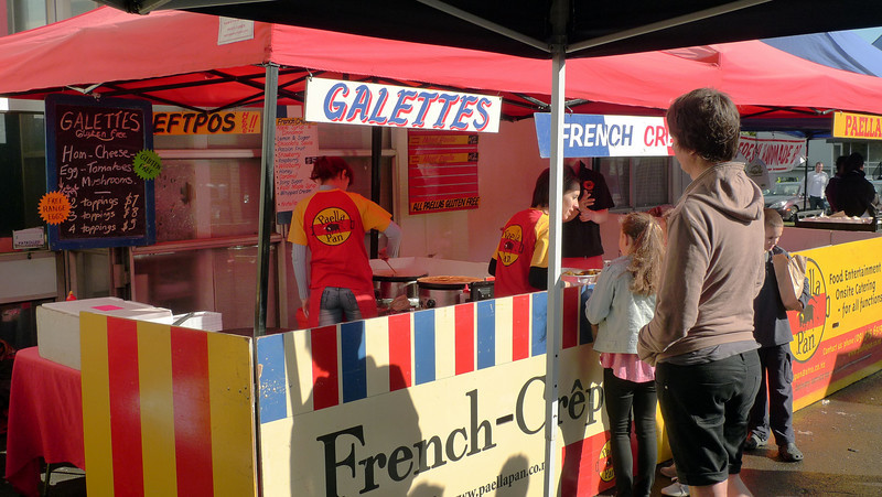 La Cigale french market in Parnell