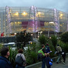 Heading to Eden park for the All Blacks vs Australia match August 2011