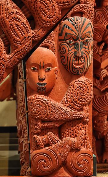 Māori Carving