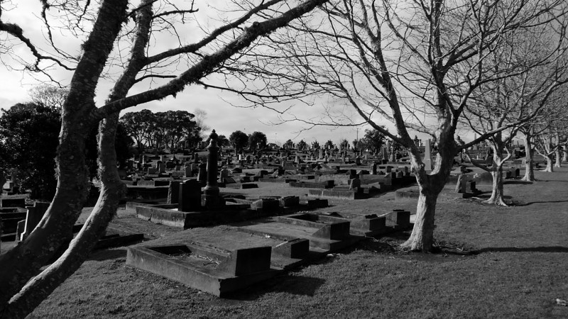O'Neil's Point Cemetery, Bayswater.