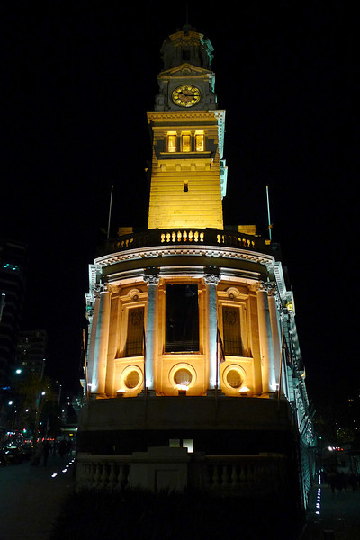 Auckland Town Hall 2012