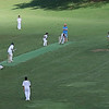 The Bowler Delivers the Ball