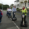Segway riders in Devonport