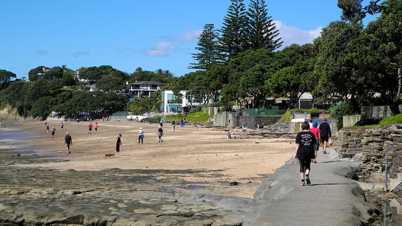 Campbells Bay Beach April 2012