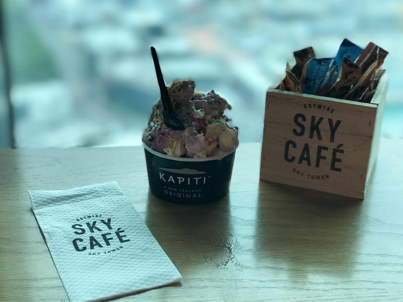 sky cafe auckland
