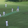 The Striker Protects the Wicket
