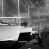 Boat yard Devonport