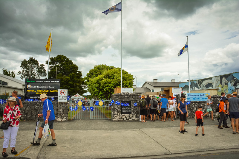 waipu highland games