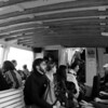 On the ferry to Russell