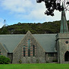 Old Anglican church in Paihia, built in 1925