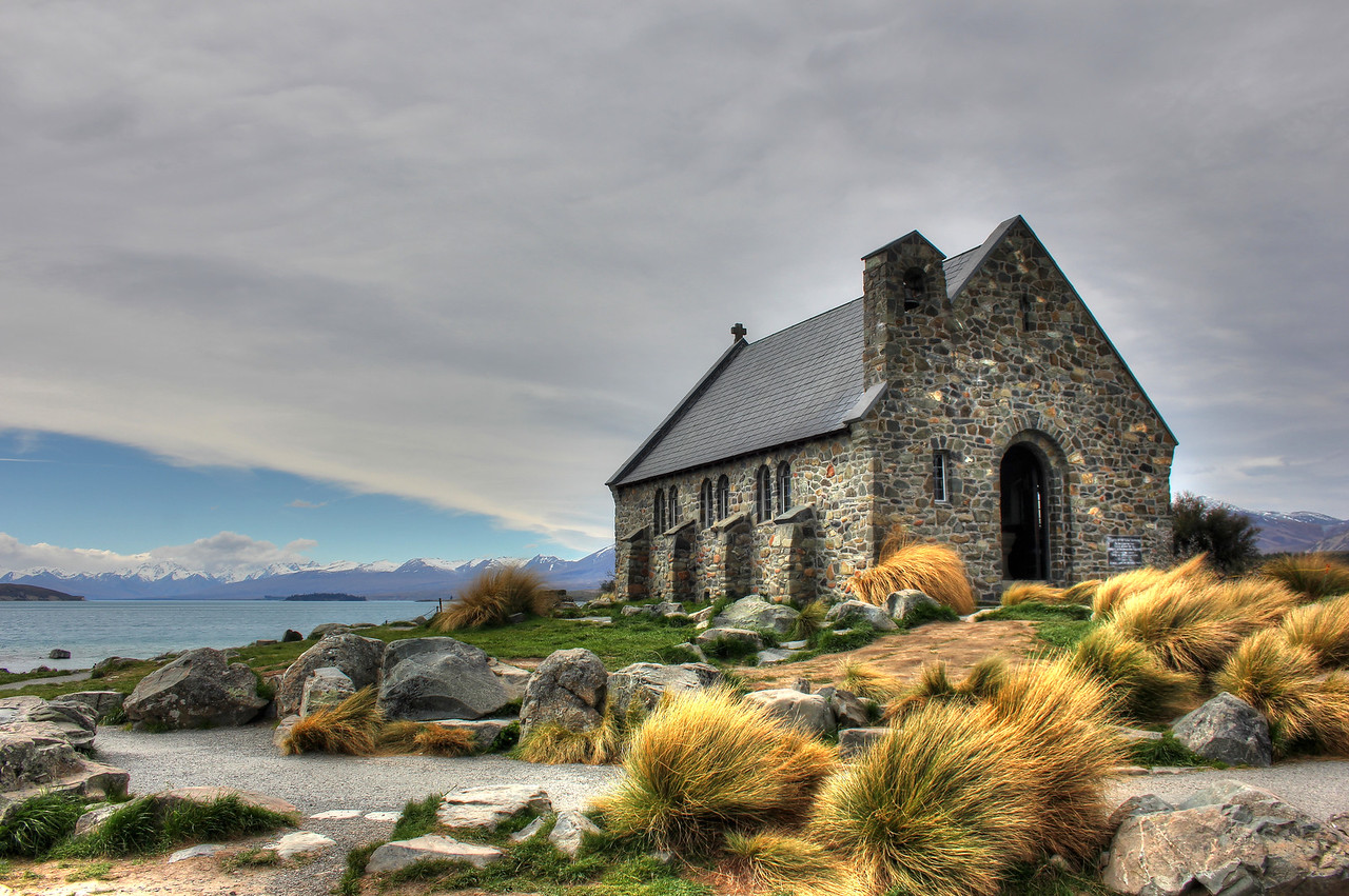 Lake Tekapo Church of the Good Shepherd