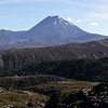 Mt Ngauruhoe and Mt. Tongariro