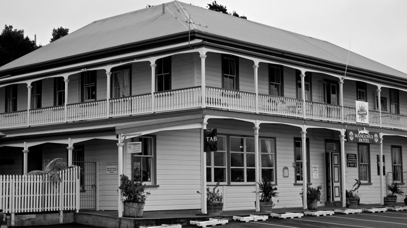 Mangonui Hotel