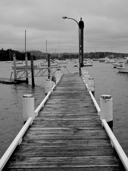 Mill Bay Jetty, Mangonui.