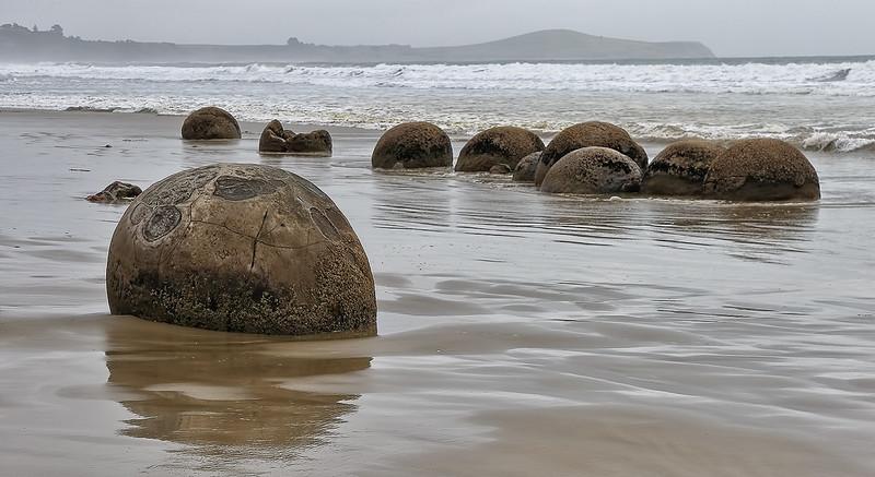 Moreaki Boulders