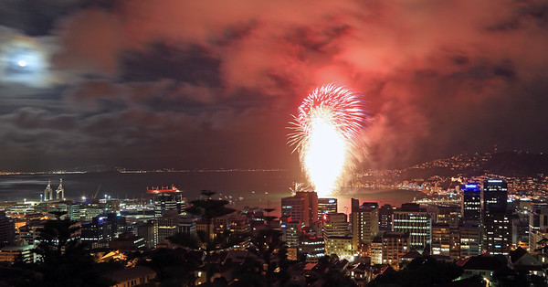 Wellington Guy Fawkes Fireworks