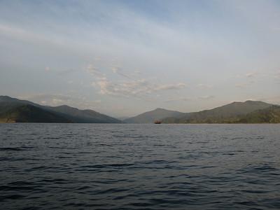 Sunrise kayak looking towards Anikiwa