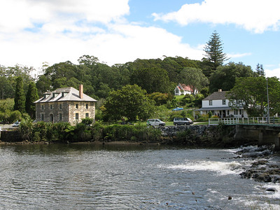 The Stone Store (1836) in Kerikeri (Bay of Islands)