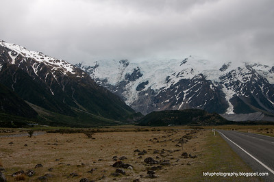 Mt Cook and surrounds - November 2010
