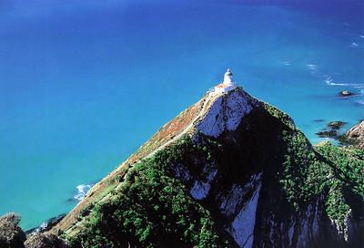 1000 - nugget point lightouse