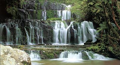 1003 - the purakaunui falls