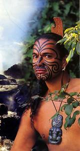 0995 - maori warrior