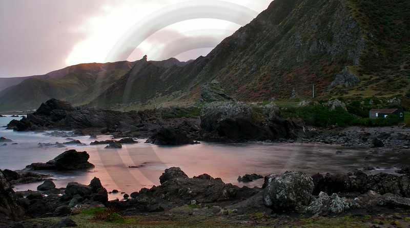 Kupe's Sail Sunset 2