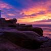 Castle Point Sunrise