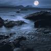 Kaikoura Moonrise