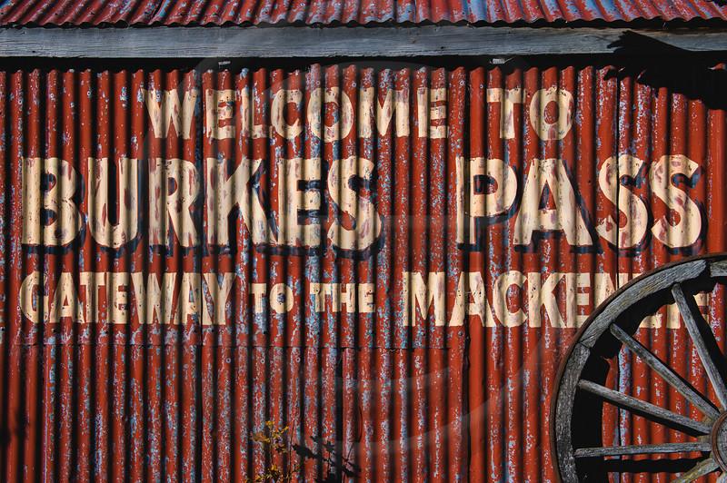 Burkes Pass