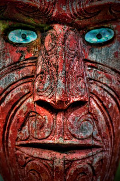NZMA0010 Ancient Gaze