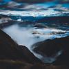 Roys Peak Misty Dawn