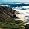 Te Mata Peak Rising Mist