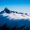 Mount Tasman Aerial