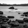 Lake Tekapo Black & White