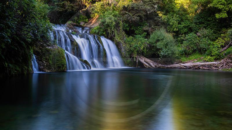 Maraetotara Falls Hawkes Bay