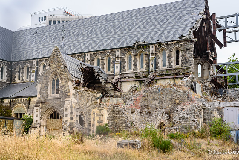 Partial Demolition of Christ Church Cathedral